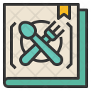 Cookbook Preparation Learning Icon