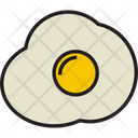 Cooked Egg Icon