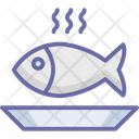 Cooked Fish Icon