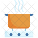 Cooked Food Meal Cooking Icon