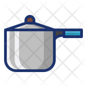 Lid Pot Pan Icon