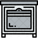 Cooker House Home Icon