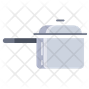 Cooker With Lid Icon