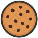 Cookie Biscuit Chip Icon