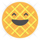 Cookie Biscuit Laugh Icon