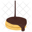 Chocolate Breakfast Choco Icon