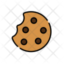 Cookie Biscuit Eat Icon