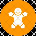 Cookie Christmas Xmas Icon