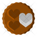 Cookie Food Homemade Icon