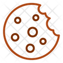 Cookie Biscuit Chocolate Icon