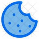 Cookie Biscuit Cake Icon