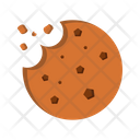 Cookie Snack Food Icon