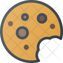 Cookie Chocolatte Food Icon