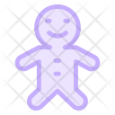 Cookie Biscuit Doll Icon