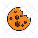 Cookie Bite Icon