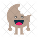 Cookie Character Icon