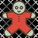 Treats Cookie Xmas Icon