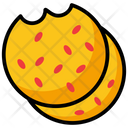Biscuits Cookies Snacks Icon