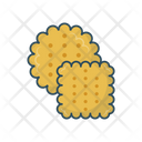 Cookies Biscuit Sweet Icon