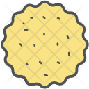 Cookies Biscuits Bakery Icon