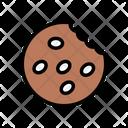 Cookies Bakery Food Icon