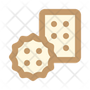 Cookies Biscuits Icon