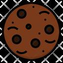 Cookies Chocolate Dessert Icon