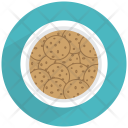 Cookies Chocoloate Chips Icon