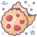 Cookies Chocolate Cookie Biscuits Icon