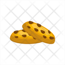 Cookies Cookie Chocolate Chip Icon