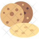 Cookies Biscuits Sweets Icon