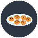 Cookies Biscuits Crackers Icon