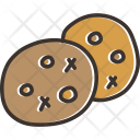 Cookies Chocolate Chip Icon