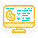 Cookies Access Access Cookies Icon
