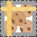 Cookies Box Icon