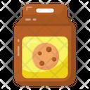 Cookies Package Cookies Packet Biscuits Pack Icon