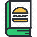 Cooking Book Fast Icon