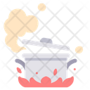 Cooking Hotpot Boil Cooking Hotpot Icon