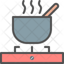 Cooking Food Boil Icon