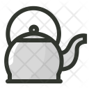 Cooking Kettle Tea Icon