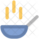 Cooking Hot Food Icon