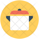 Cooking Pot Casserole Icon