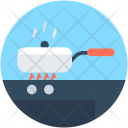 Cooking Pot Cookware Icon