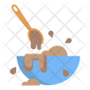 Baking Bowl Dish Icon