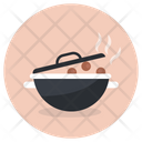 Cooking Cooking Pot Meal Preparation Icon