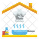 Cooking Pan Kitchen Icon