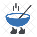 Cooking Food Bowl Icon