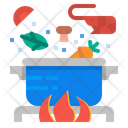 Cooking Hot Cook Icon
