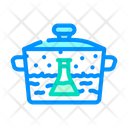 Cooking Dish Courses Icon