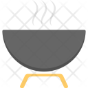 Outdoor Cooking Food Icon